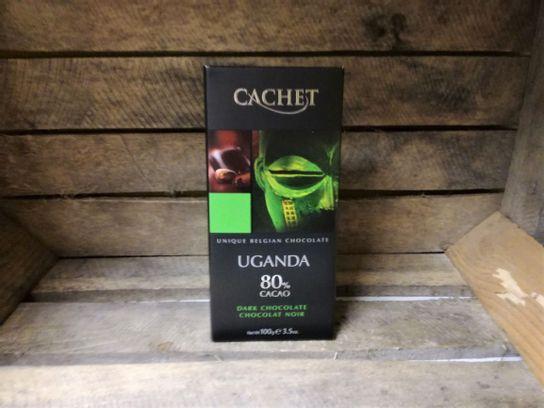 Chocolat noir 80% Uganda