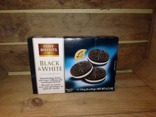 Biscuits Black & White