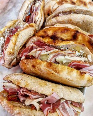 Panuozzo Pancetta