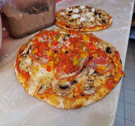 Pizza Lombardia