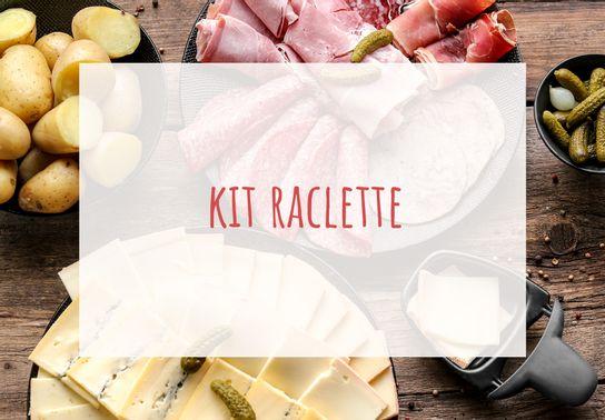 Kit raclette