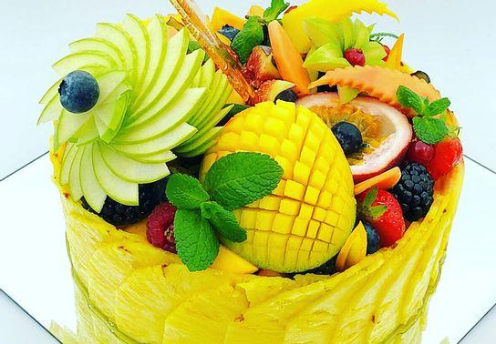 Salade de fruits revisitée - taille XL