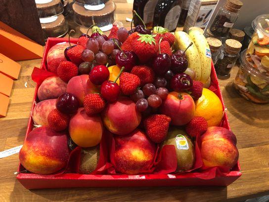 Corbeille de fruits - taille S