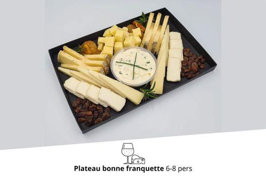 Plateau Bonne Franquette 6-8 pers