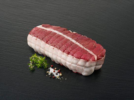 "Rôti de ""Rumsteck de bœuf"""