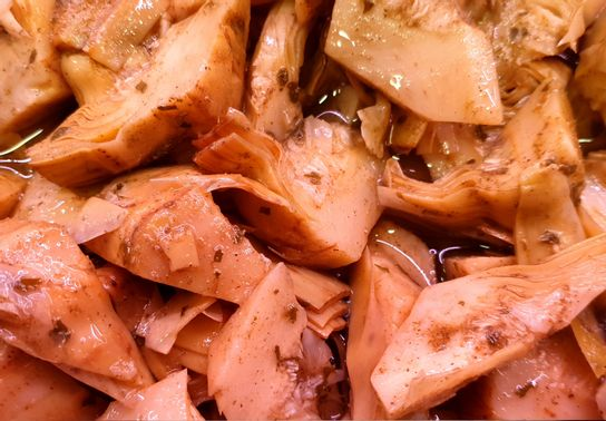 Artichaut basilic