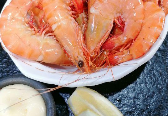 Crevette de Madagascar Label rouge