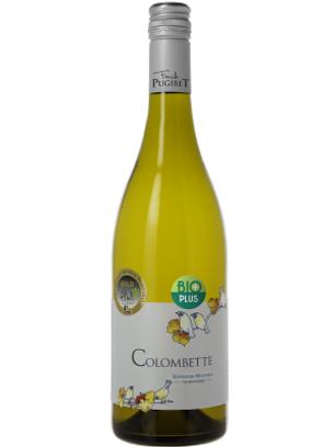 Vin blanc : Cuvée la Colombette