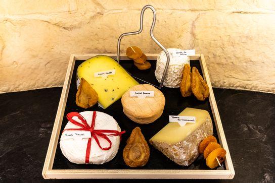 Plateau de fromages 8/10 personnes