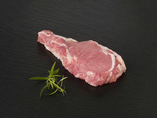Côtes de veau sans os