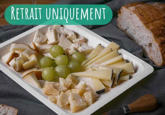 Plateau de fromages Corse - 10/12 personnes