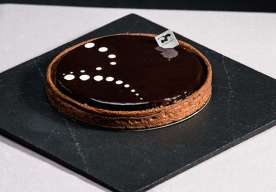 Tarte Tout Chocolat (4, 6 ou 8 pers.)