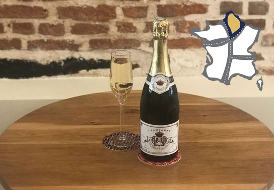 Champagne Brut - Guiborat & Fils