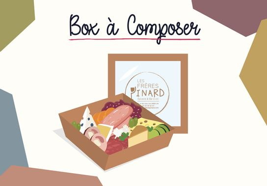 Box apéro à composer