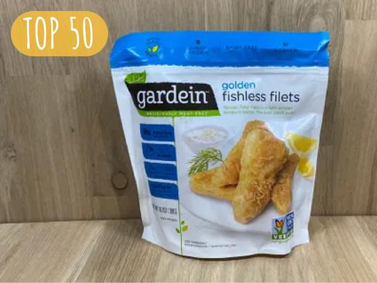 "Filet o ""Fish"" Gardein"