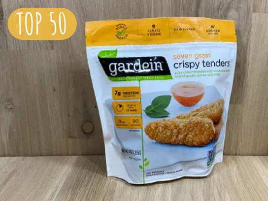 Alternative aux nuggets crispy Gardein