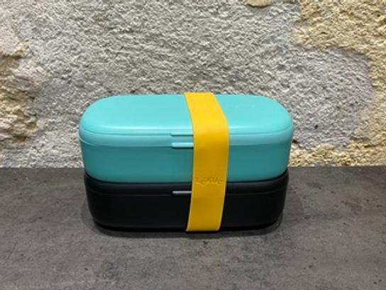LunchBox bleu Lékué