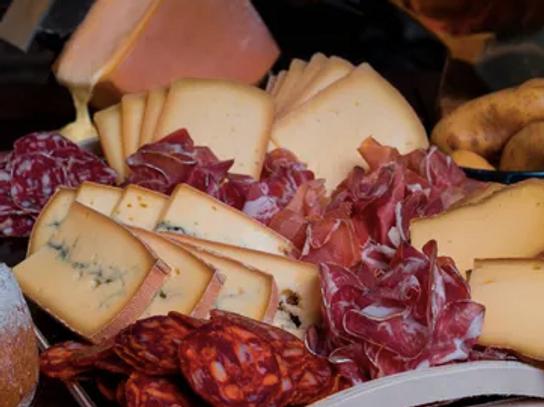 Plateau Raclette mix 6 personnes - Disponible sous 24h
