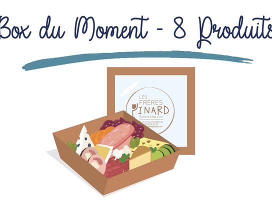 Box du Moment - 8 PRODUITS