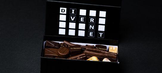 Ballotin de chocolats Maison N°4