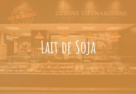 Lait de Soja