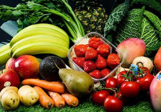 Panier de fruits et légumes de saison (1-2 personnes)