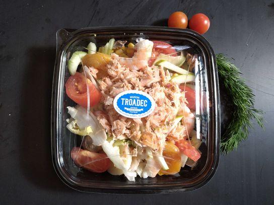 Salade fraicheur maison
