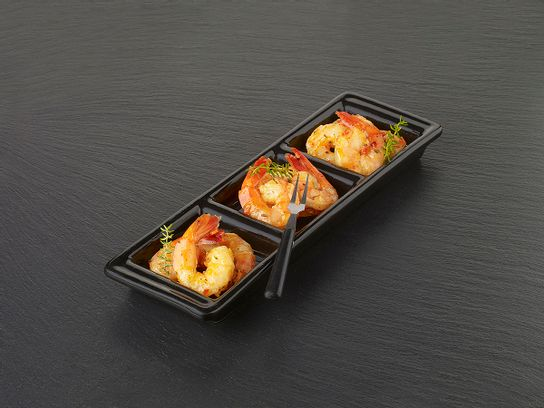 Gambas mexicaines